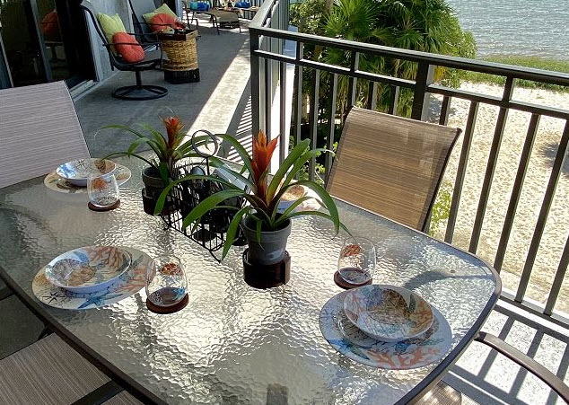Balcony Dining Table