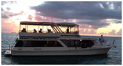 Key West Sunset Cruise Ship tour boat