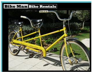 Bike Man Bike Rentals in Key West