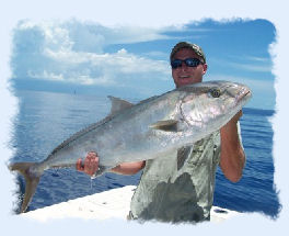 Tuna caught while Key West light tackle fishing.