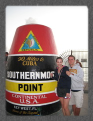 Southernmost Point Buoy Marker